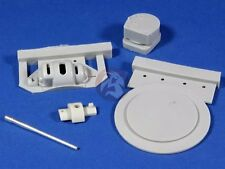 Panzer Art 1/35 Tank Gun Mantlet & MG Turret for Crusader I / II Tanks RE35-178