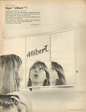 Publicité Advertising 1966  Allibert ..