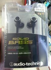 100% Brand New Audio-Technica ATH-CKS99 Solid Bass In-Ear Headphones