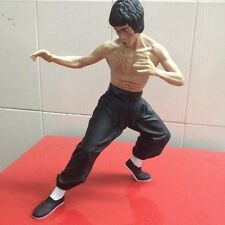 13 Inch Bruce Lee Action Figure Statue Enter the Dragon Model Toys Collectibles