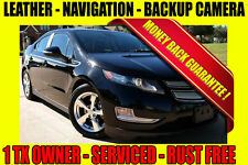 Chevrolet: Volt LEATHER ~ NAVIGATION ~ MONEY BACK GUARANTEE!!