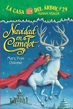 La Casa De árbol: Navidad en Camelot 29 by Mary Pope Osborne (2015, Paperback)