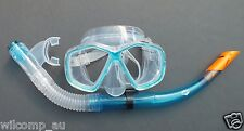 NEW Snorkelling Diving Silicone Set WIL-DS-34A from WILCOMP