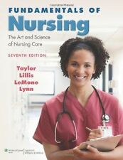 Fundamentals of Nursing 7th edition, taylor lillis lemone lynn, Good Book