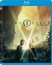 X-Files: The Complete Season 4 (2015, Blu-ray NEUF)6 DISC SET