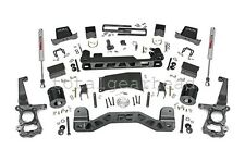 """2015-2016 Ford F-150 Pickup 4WD 6"""" Rough Country Suspension Lift Kit [557.22]"""