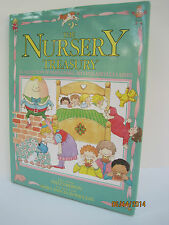 The Nursery Treasury: A Collection of Rhymes, Poems, Lullabies and Games
