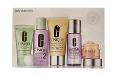 Clinique Daily Essentials Kit Dry & Combination Skin 5 Piece Set