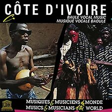 Various Artists - Cote D'ivoire: Baule Vocal Music / Various [New CD]