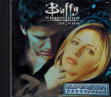 CD  Buffy The Vampire Slayer Soundtrack,Sehr gut,Tracks 2. Foto, Columbia ‎