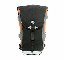 Crumpler The Bumpler  Issue  Hydration Backpacks(black/gunmetal/rotten orange)