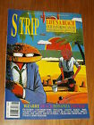 STRIP #11 BRITISH MAGAZINE 7 JULY 1990 MARSHAL LAW^