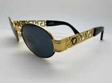 Versace Gianni Sunglasses Mod S43 Col 09M Vintage Genuine New Old Stock