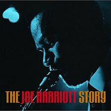 JOE HARRIOTT - THE JOE HARRIOTT STORY 4 CD NEU
