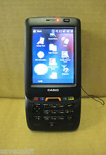 6 x Casio it-800rgc-35 SCANNER BARCODE industriale Robusto Imager Camera GPS