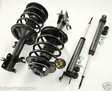 Set 4 Loaded Struts Complete With Springs and Rear Shocks for 2003 Nissan Altima