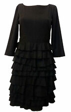 Roberto Cavalli Kleid Dress WINTER Платье Vestido GR/ Size M wie neu Wool