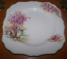 VINTAGE MEAKIN LILAC TIME DINNER PLATE