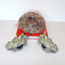 Brand New Front Brake Kit for MGB 1963-1980, Drilled Slotted TRW Rotors Calipers