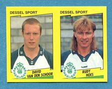 FOOTBALL 98 BELGIO Panini-Figurina -Sticker n. 403 - DESSEL SPORT -New