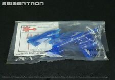 Transformers Energon ALPHA Blue Spear Set 2004 Hasbro Skyblast OTFCC BotCon