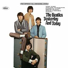 THE BEATLES - YESTERDAY AND TODAY: U.S. EDITION: CD ALBUM (January 20th 2014)