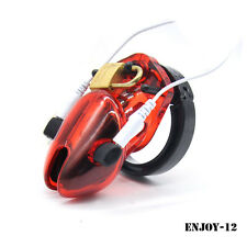 New Arrival Red Electro Chastity Device (ECB) Small Size A192-4