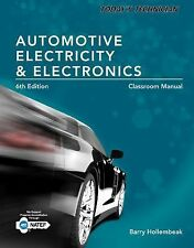 Today's Technician : Automotive Electricity and Electronics Classroom and...