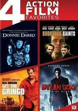 Donnie Darko/Boondock Saints/Get the Gringo/Dylan Dog: Dead of Night (DVD,...