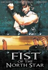 Fist of the North Star, Excellent DVD, Paulo Tocha, Andre Rosey Brown, Clint How