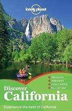 NEW - Lonely Planet Discover California (Travel Guide)