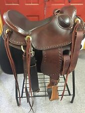 Parelli Natural Performer Hornless Western Saddle