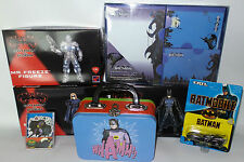 BATMAN / BATMAN & ROBIN : MODEL KITS, BATMOBILE, ENVELOPES, TIN, MAGNETS (TK)