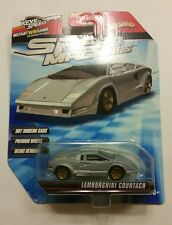 Very Rare HTF! 2010 Hot Wheels Speed Machines Lamborghini Countach 1/64