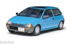 Tamiya 24069 1/24 Scale Model Sport Car Kit Honda City GG GA1 1986 Version