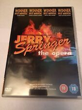 Jerry Springer The Opera (DVD, 2005) region 2 uk dvd