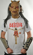 Deicide - Once Upon The Cross T-SHIRT L Amon Vader Behemoth Dismember Autopsy