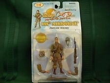 The Ultimate Soldier US Army 101st Airborne Private Wilson Military WWII1:18 NOS