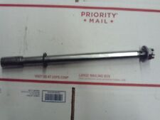 1988 YAMAHA VMAX1200 V MAX 1200 REAR AXLE WHEEL SHAFT,SPACER AND NUT