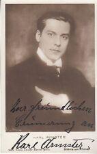 """Karl Armster - Leiser-Verlag Nr. 2641 - NS-Opfer """"Judaica"""" - original signiert"""