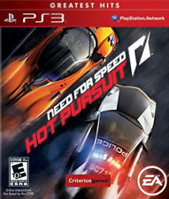 PLAYSTATION 3 PS3 RACING GAME NEED FOR SPEED HOT PURSUIT BRAND NEW & SEALED