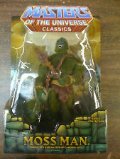 MOTU Classics Moss Man 1st Print   NEW  Ship  Worldwide
