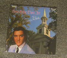 FREE 2for1 OFFER-Elvis Presley ‎– How Great Thou Art : RCA Victor ‎– AQL1-3758/