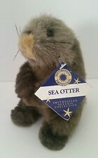 Sea Otter Stuffed Plush Smithsonian Oceanic Collection 6 Inch Toy 1996 With Tag