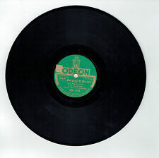78T Yves MONTAND Disque Phonographe MAIS QU'EST-CE QUE J'AI Chanté ODEON 281859