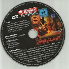 The Commissioner / PcMagazin-Edition 03/09 / DVD-ohne Cover