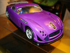 Scalextric TVR Speed boxed 1/32 slot car offered by MTH.