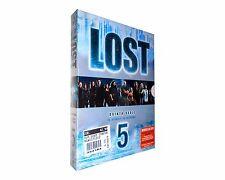 LOST quinta serie il viaggio di ritorno 5 DVD nuovo