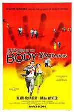 Invasion Of Body SnAtchers 1956 Poster 01 A4 10x8 Photo Print