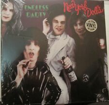 NEW YORK DOLLS Endless Party 180 Gram LP ss USA Glam Rock Johnny Thunders L@@K